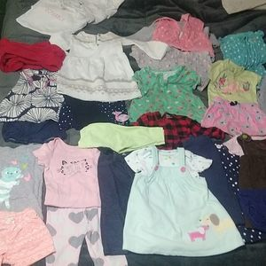 28pc lot of Girls clothes